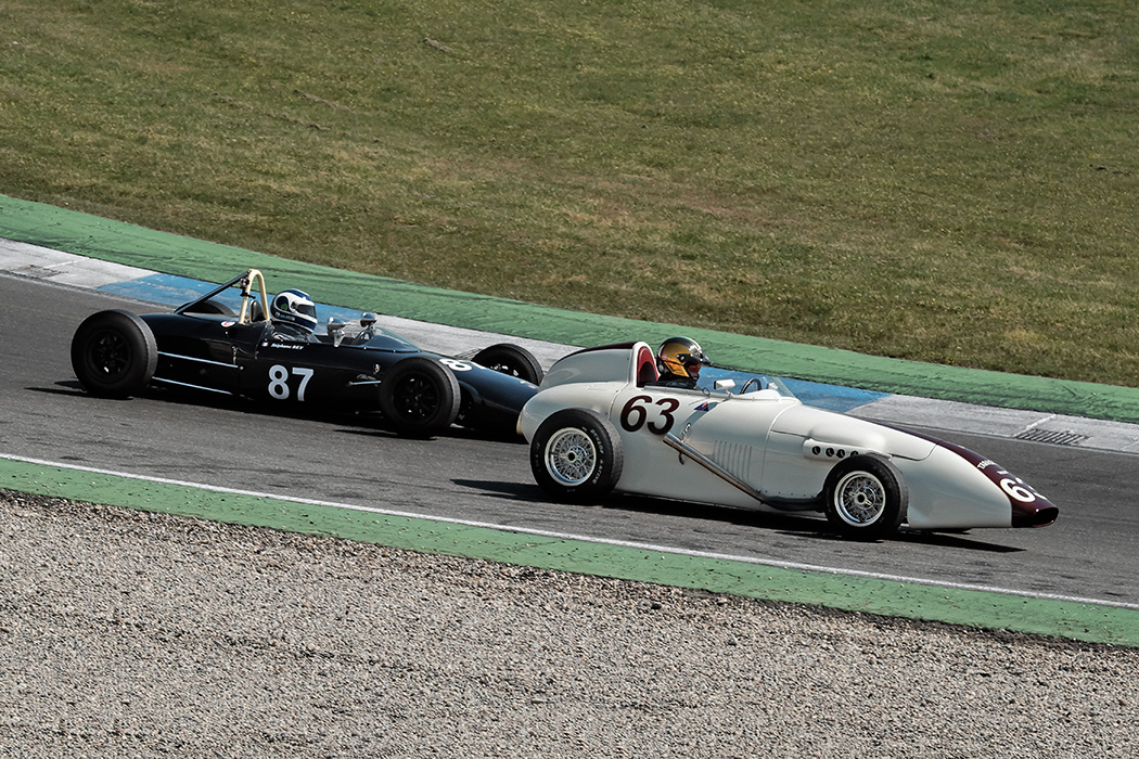 Hockenheim Historic 2018